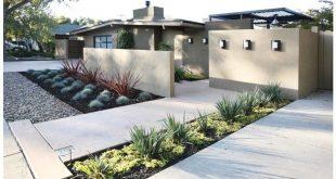 50 Modern Front Yard Designs and Ideas — RenoGuide - Australian .