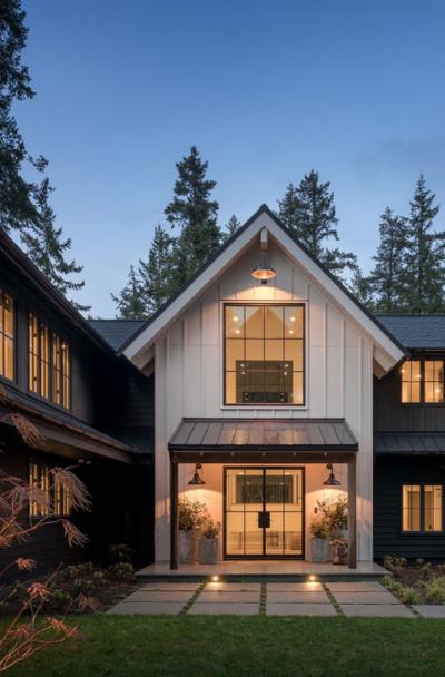 47 House Siding Design Ideas   Sebring Design Bui
