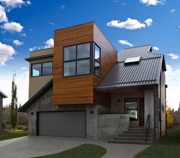Modern House Designs Siding