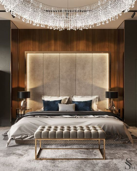 What's Inspiring Me? Master Bedroom Designs! | Modern luxury .