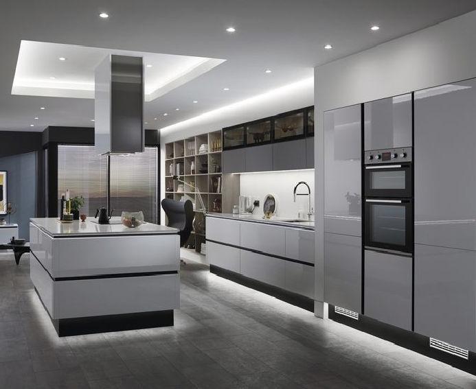 40 Modern Luxury Kitchen Design that Will Inspire You   homezide