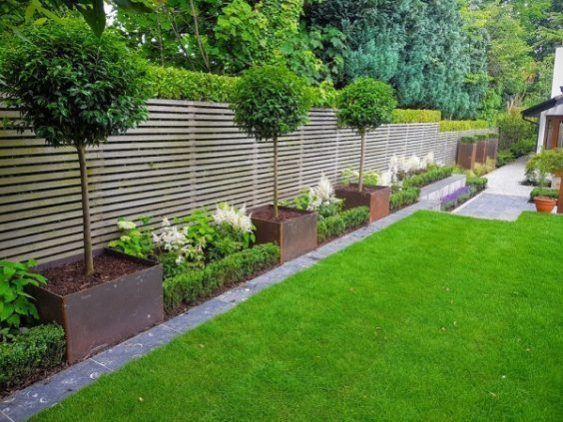 25 Most Beautiful Fence Landscaping Ideas to Beautify Your .