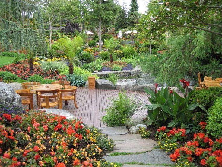 Beautiful Backyards: Inspiration for Garden Lovers! | Beautiful .