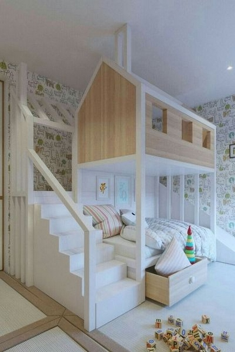 31 Most Popular Kids Bunk Beds Design Ideas Make Sleeping Fun For .