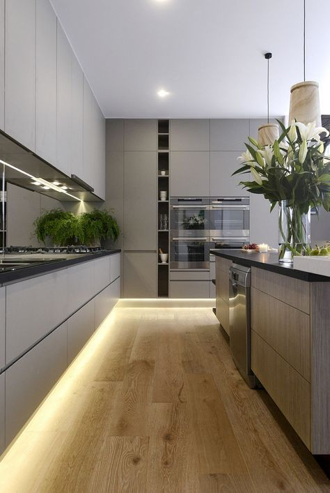 The Most Stunning Modern Kitchen Design For Your Perfect Home No .
