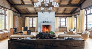 2019 Home of the Year: Alpine Chalet Chic - Mountain Livi