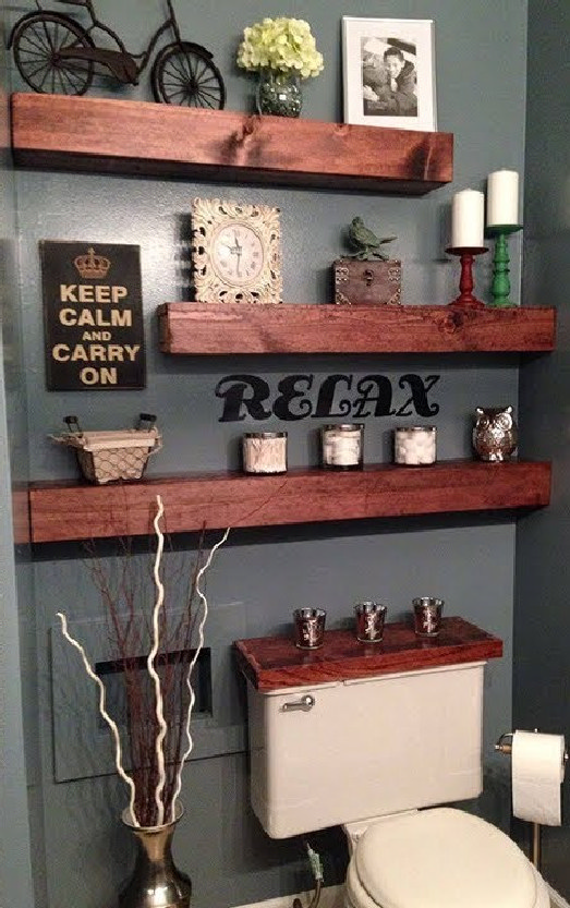 New bathroom shelving ideas for remodeling your perfect bathroom .