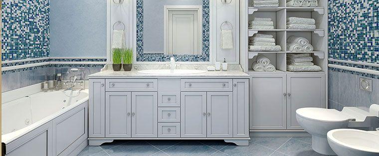 New Bathroom Shelving Ideas for   Remodeling