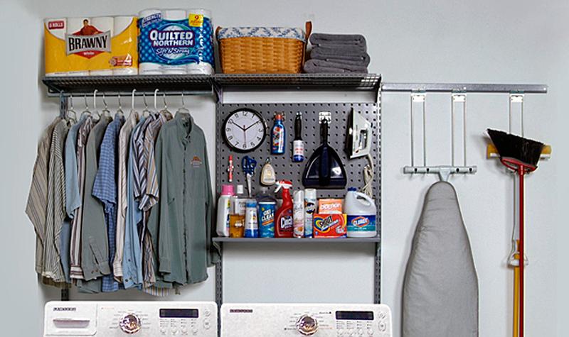 Laundry Room Organization & Storage Ideas - Triton Products .