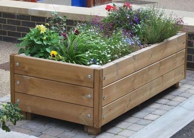 Outdoors Garden Planters
