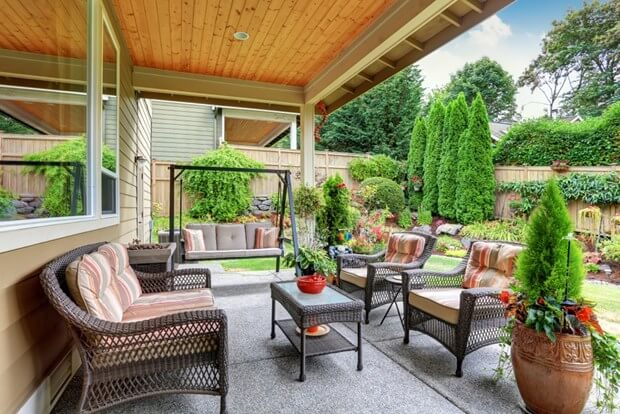 Patio Design to Beautify Your Landscape On a Budget