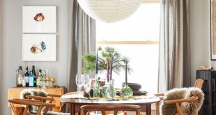 40 Best Dining Room Decorating Ideas - Pictures of Dining Room Dec