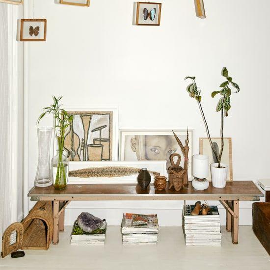 Plant Shelf Trend Decorating Ideas