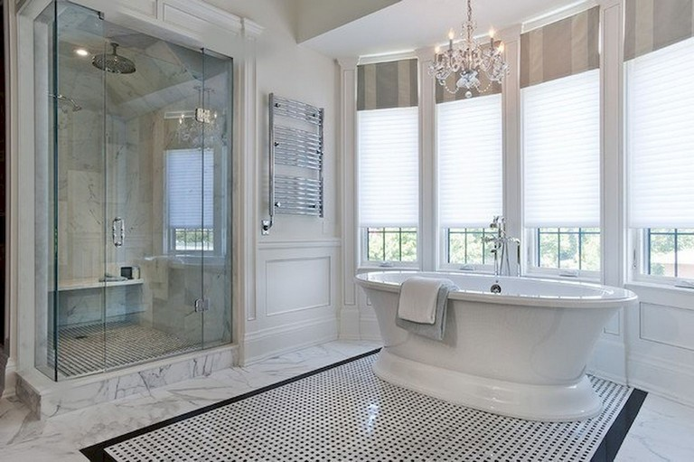 63+ Luxury Farmhouse Bathroom Shower Decor Ideas and Remodel to .