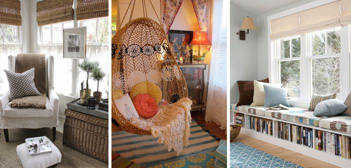 27 Best Reading Nook Ideas and Designs for 20