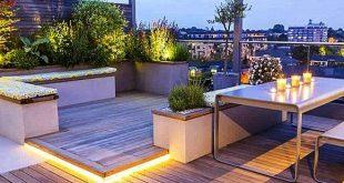 30 Roof Garden Design Concept and Terrace Garden Ideas for 2020 .