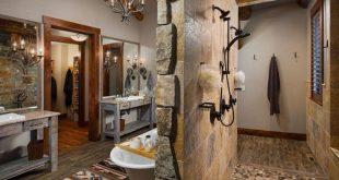 45 Best Rustic Bathroom Decor Ideas & Designs (2021 Guid