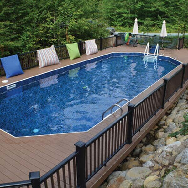 Grecian Series Pools - American Pool and S