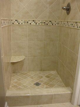 DC TownHouse Shower - contemporary - bathroom - dc metro - Akita .