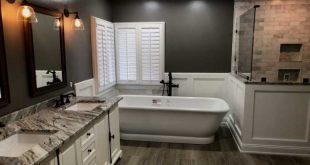 44 Simple Small Apartment Bathroom Remodel Ideas - Home Dec