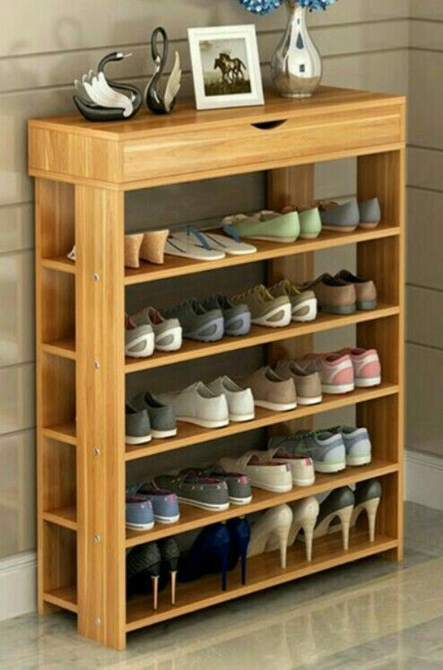 Today we're showing off some beautiful ways to organize your shoe .
