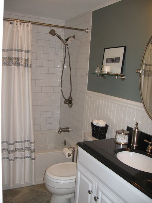 small bathroom remodel - No matter the size, remodeling a small .