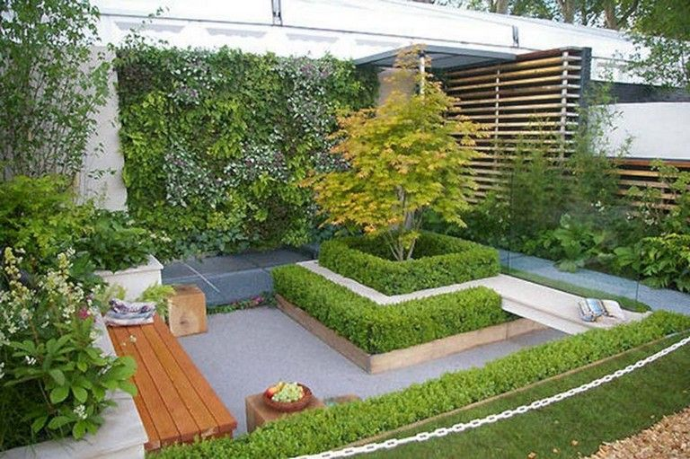 25+ Awesome Tiny Garden Design For Awesome Tiny House .