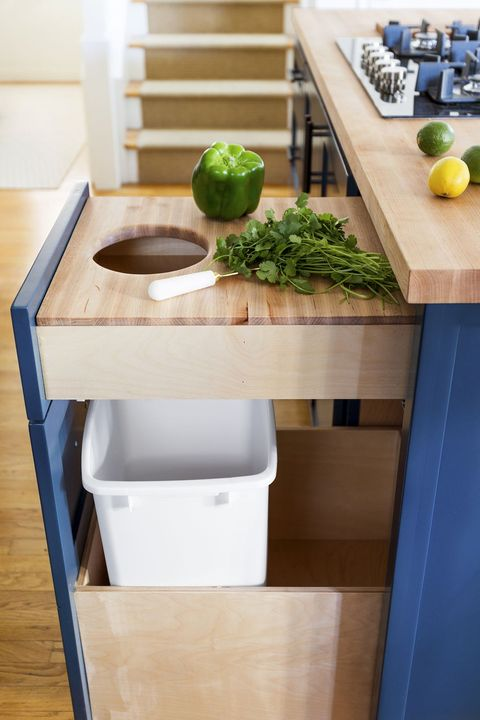 Small Kitchen Extra Largerwith   Maximize the Hidden Cabinets and Drawers