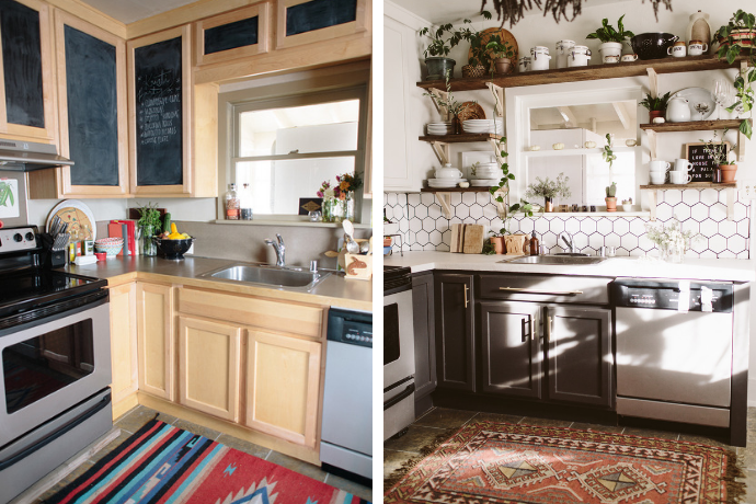 Small Kitchen Remodels That Will Blow Your Mind   Glitter Gui