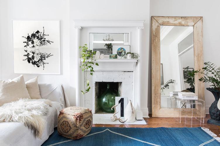 Small Living Room Decorating & Design   Ideas
