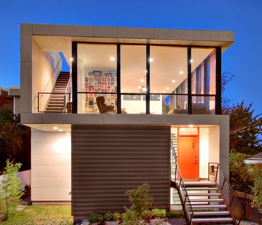 Small Houses on Small Budget by Pb Elemental Architects | Small .
