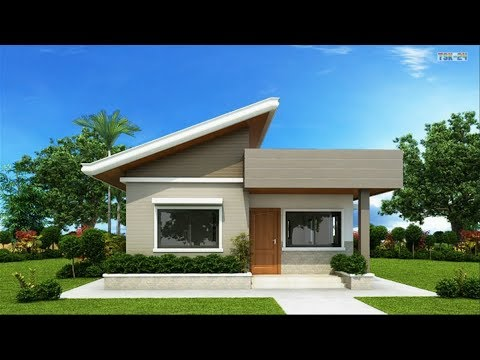 Modern And Best Small House Designs In The World - YouTu