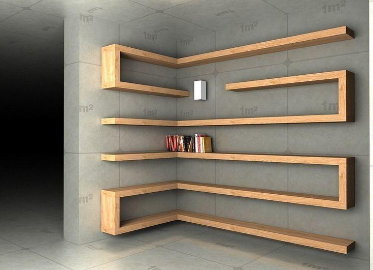 35 Smart Corner Shelf Design Ideas That Will Change Your Room .