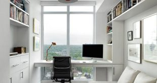 Elegant Home Office: 20 Functional and Sophisticated Design Ideas .