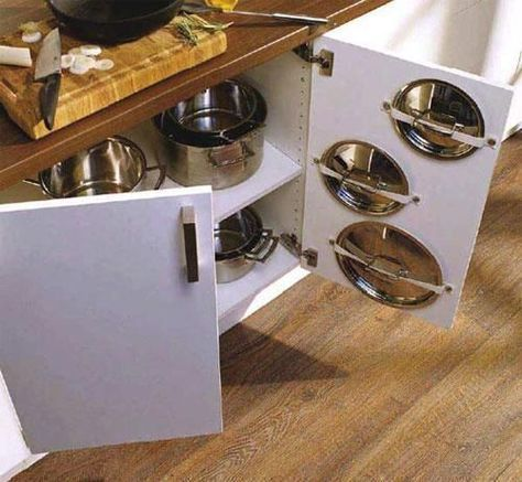 30 Space Saving Ideas and Smart Kitchen Storage Solutions   Space .