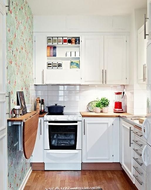 Space-Saving Solutions and Storage Ideas  For Kitchen Renovation