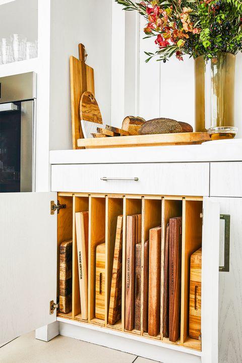 38 Unique Kitchen Storage Ideas - Easy Storage Solutions for Kitche