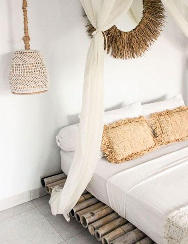 11 absolutely stunning minimalist boho bedroom designs - My Cosy .