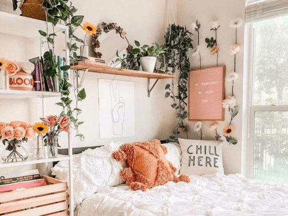 25 Stunning Boho Room Ideas - Society