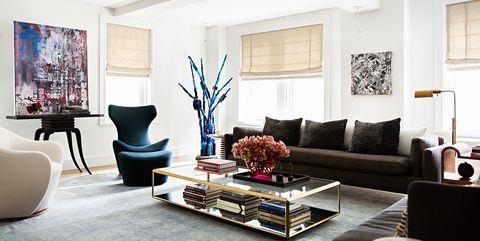 70+ Stunning Living Room Ideas - Chic Living Room Design Phot