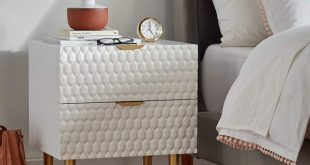51 Bedside Tables that Blend Convenience and Style in the Bedro