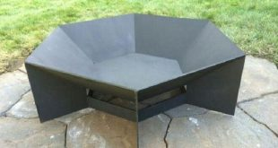 46 Stylish DIY Metal Fire Pit Ideas for Inspiring Backyard 19 .