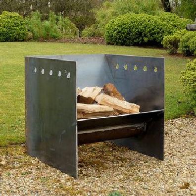 46 stylish diy metal fire pit ideas for inspiring backyard 46 .