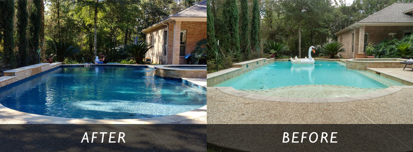 Give your pool an overhaul! ~ Your Swimming Pool He