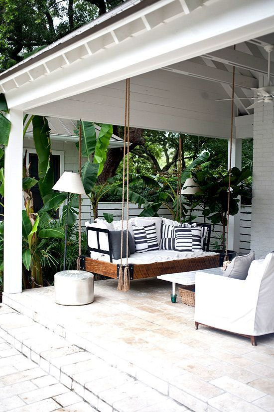 Free DIY Porch Swing Plans & Ideas to Chill in Your Front Porch .