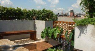Pin by Design Milk on Outdoor + Landscape | Roof garden design .