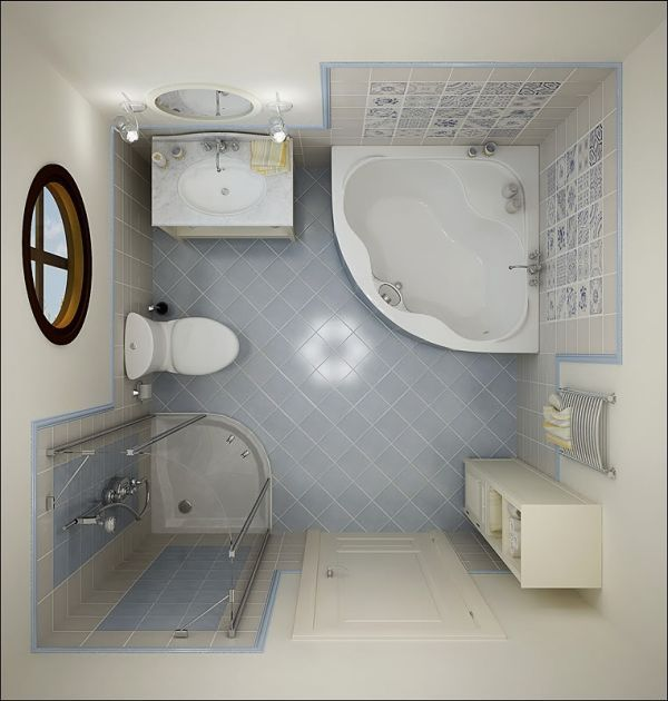 17 Small Bathroom Ideas Pictures   Small bathroom layout, Small .