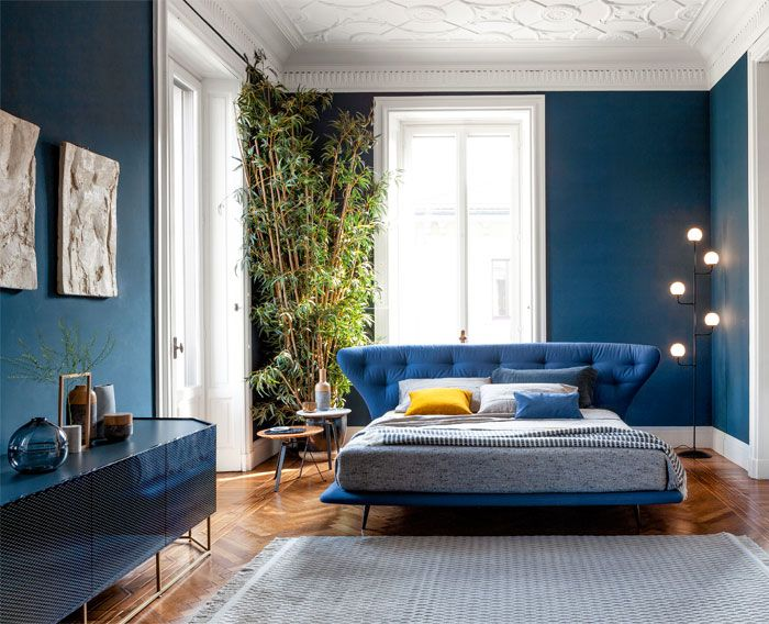 Interior Design Trends for 2021 | Interior design bedroom .