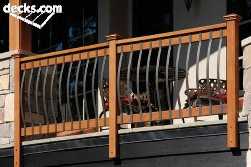 Trend Deck Railing Design Ideas