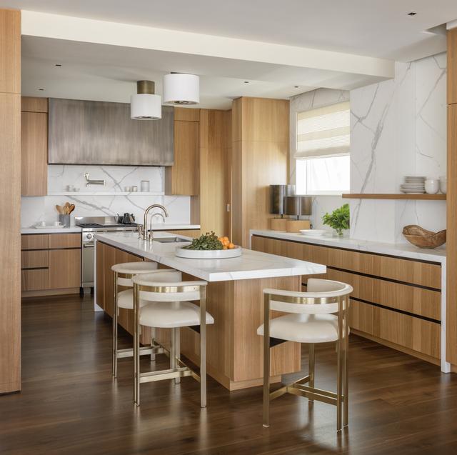 Trends in Kitchen Interior Design Ideas